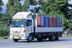 Payao Phatthana卡车  免版税库存照片