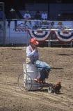 Payaso del rodeo Imagen de archivo