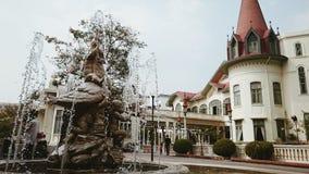 Payathai Palace. The old Palace in Bangkok stock images