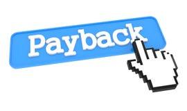 Payback Button. Stock Photos