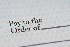 Paycheck Stock Photos