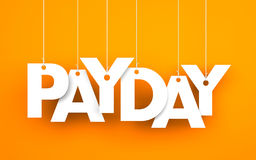 payday Photo stock