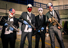 Free `Payday` Cosplay Stock Photos - 81492783