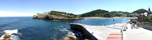 Paye des basques Image libre de droits