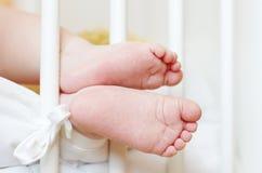 Paye du bébé Image stock