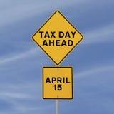 Payez vos impôts Photo libre de droits