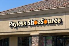 Payless Shoe Source Exterior Stock Photos