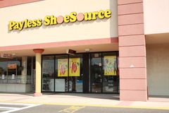 Payless Shoe Source Stock Photos
