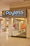 Payless ShoeSource bootique. Stock Photography