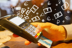 Payment concept Royalty Free Stock Photography