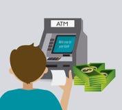 Payment design, vector illustration. Stock Photos