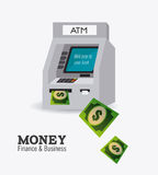 Payment design, vector illustration. Royalty Free Stock Images