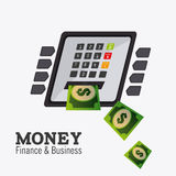 Payment design, vector illustration. Stock Photography