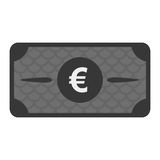 Payment economy icon image. Cash bill payment economy icon image vector illustration design Stock Photography