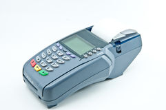 Payment machine Stock Image