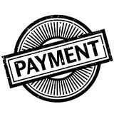 Payment rubber stamp Stock Photo