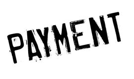 Payment rubber stamp Stock Photography