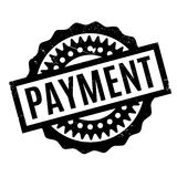 Payment rubber stamp Royalty Free Stock Images