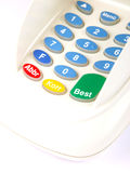 Payment terminal Stock Photos