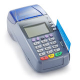 The payment terminal Royalty Free Stock Photo