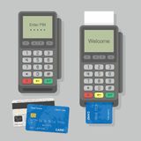 Payment Terminal Royalty Free Stock Image