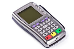 The payment terminal  for payment Royalty Free Stock Photography