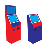 Payment Terminals. Royalty Free Stock Photos