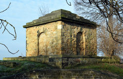 Payne Mausoleum Grade 2 Listed English Heritage Building Royalty Free Stock Photo