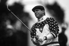 Payne Stewart Professional Golfer foto de stock