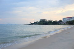Payoon Beach in Rayong Royalty Free Stock Photography