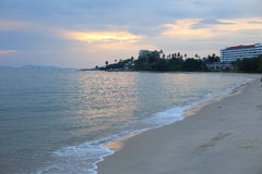 Payoon Beach in Rayong Stock Photography