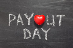 Payout day Stock Photos