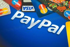 Paypal Photo stock
