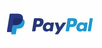 Paypal illustration stock