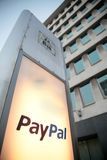 Paypal branch Stock Images