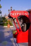 Payphone Stock Image