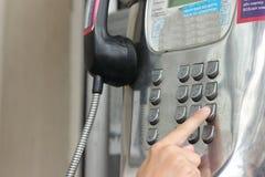 payphone Стоковая Фотография RF