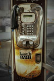 payphone Royaltyfri Fotografi