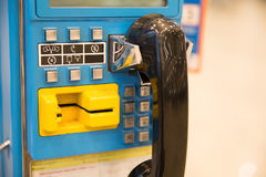 Payphone Royalty Free Stock Images