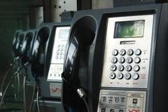 Payphone w Kolumbia fotografia royalty free