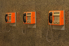 Payphones Royalty Free Stock Photos