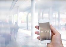 Payroll Stock Photography