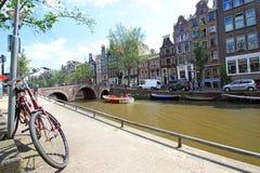 Pays Bas - Amsterdam Stock Photos