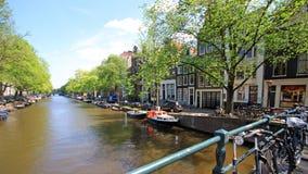 Pays Bas - Amsterdam Royalty Free Stock Photo