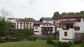 Pays Basque, Άγιος Jean Pied de Port στο νότο της Γαλλίας φιλμ μικρού μήκους