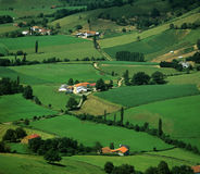 Pays basque Royalty Free Stock Image