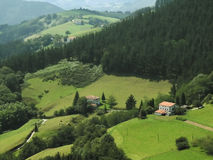 Pays basque Royalty Free Stock Photo