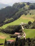 Pays basque Royalty Free Stock Photos