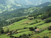 Pays basque Royalty Free Stock Images