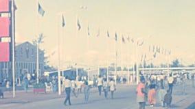 Pays de l'Exposition universelle banque de vidéos